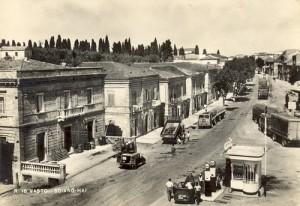 Antica foto di Vasto